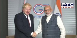 PM Modi And Boris Johnson