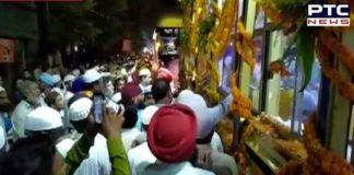 Watch: That's how Muslims welcomed International Nagar Kirtan in Kharagpur, West Bengal
