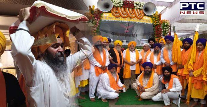 550th Guru Nanak Prakash Purab: International Nagar Kirtan departs from Prayagraj to Varanasi in Uttar Pradesh