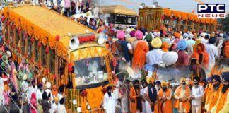 Nankana Sahib Pakistan Start International Nagar Kirtan Root