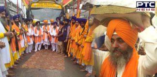 International Nagar Kirtan departs from Dhanbad to Durgapur in West Bengal
