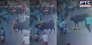 policeman attack
