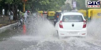 Chandigarh: IMD issues High Alert in Punjab for moderate to heavy rainfall for next 48-72 hours