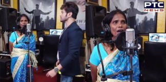 Ranu Mondal records another song with Himesh Reshammiya, Watch video