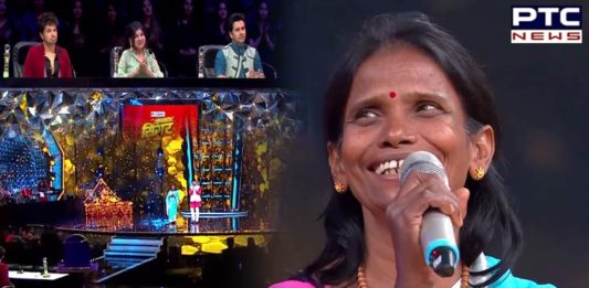 Watch: Ranu Mondal's Amazing Performance on Superstar Singer