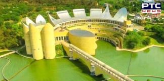 Asia highest To be seen museum Virasat-E-Khalsa , Named in Asia Book of Records