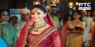 Alia Bhatt Bridal Look: Raazi actress stuns as the perfect bride