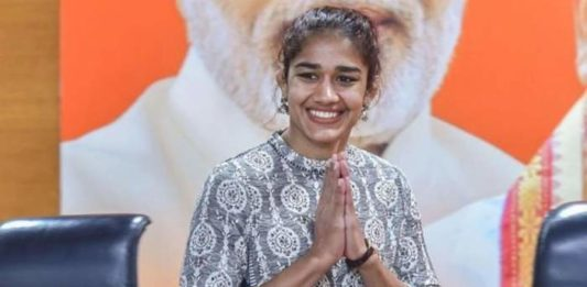 Wrestler Babita Phogat quits government job, likely to join politics with BJP