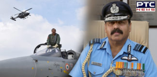 AirForce Chief