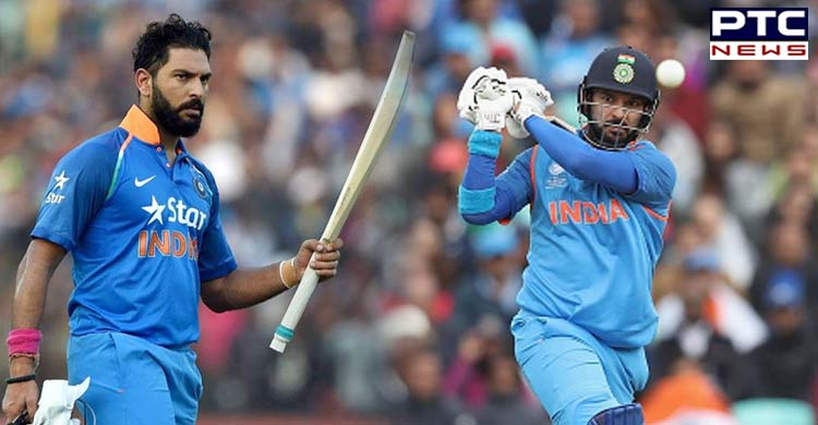 I wanted to play ICC World Cup 2019: Yuvraj Singh