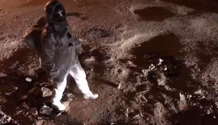 Chandrayaan-2 landing Before Reached the moon Astronaut