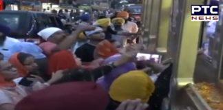 Watch: That's How International Nagar Kirtan was welcomed in Gumla, Jharkhand