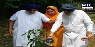 Harsimrat Kaur Badal, along with Sukhbir Singh Badal, celebrates 11th anniversary of Nanhi Chhaan