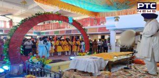 International nagar Kirtan departs from Gumla in Jharkhand to the next destination