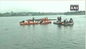 Bhopal Khatlapura Ghat Ganpati Visarjan during boat capsizes ,11 dead