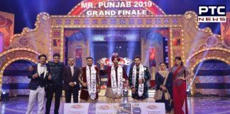 Mr Punjab 2019 Grand Finale: Randeep Singh is Mr. Punjab 2019