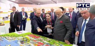 PM Narendra Modi in Russia, meets President Vladimir Putin, visits Zvezda shipbuilding complex