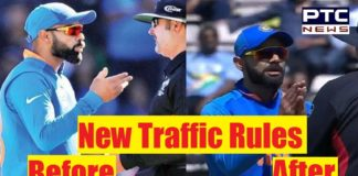 New Traffic Rules: Hefty challan scare triggers funny memes