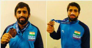 Bajrang Punia, Ravi Kumar Dahiya clinched bronze medals at World Wrestling Championship