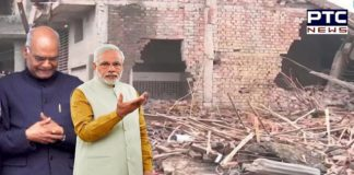 Batala Cracker Factory Blast: PM Narendra Modi, President Ram Nath Kovind extends condolences to those killed