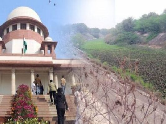 Supreme Court on Sutlej Yamuna Link SYL Issue to Punjab and Haryana