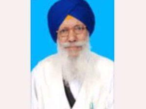 SAD Leader And EX MP Sukhdev Singh Libra Today death