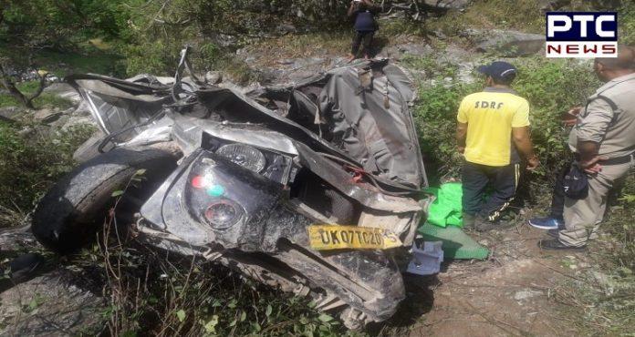 Uttarakhand: Three killed, six injured as car falls into gorge in Tehri Garhwal