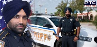 Sandeep Dhaliwal, Texas, Shooting, First Sikh Police Officer
