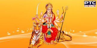 Navratri, Durga, Goddess