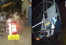 Haryana: 10 dead, 1 injured in a road accident in Jind