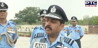 Air Marshal Rakesh Kumar Singh Bhadauria appointed next Air Force Chief