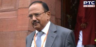 NSA Ajit Doval visits Srinagar to review the ground situation
