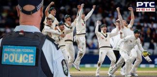 Australian federal Police mocks England as Aussies retain Ashes 2019