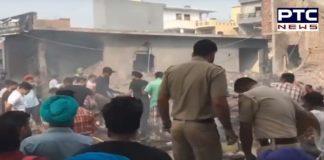Batala Firecracker Factory Blast: 12 killed, many injured