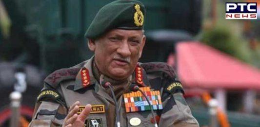 Pakistan has reactivited Balakot: Army Chief Bipin Rawat