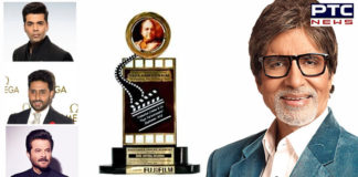 From Abhishek Bachchan to Karan Johar, Bollywood congratulates Amitabh Bachchan on Dadasaheb Phalke Award