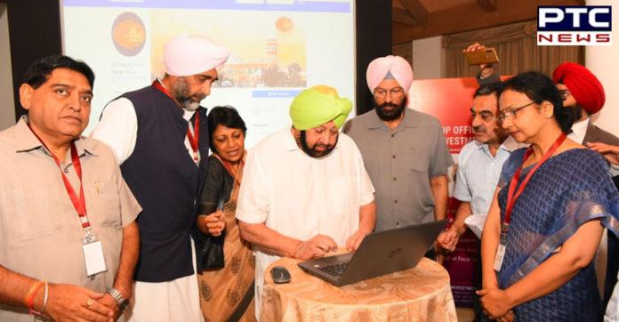 Captain Amarinder Singh launches website, mobile app, social media platforms dedicated to 550th Prakash Purb of Sri Guru Nanak Dev Ji