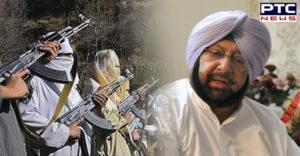 Terrorist organization Jaish-e-Mohammed Railways station And Punjab CM Threat