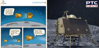 ISRO ,Chandrayaan 2 ,moon , Vikram Lander