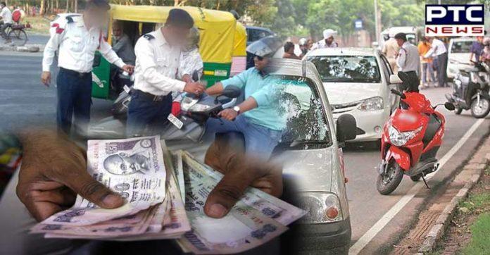 Chandigarh: Haryana man pays bribe to escape challan, files plaint against 2 cops