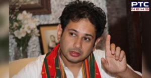 Tripura Pradesh Congress President Pradyot Deb Barman resigned from the party post