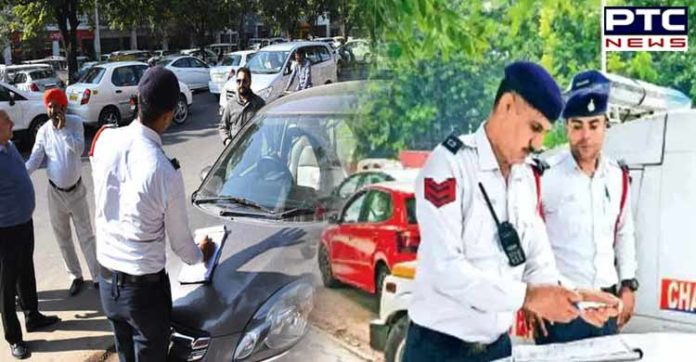 New Traffic Rules: Chandigarh Police issue 185 challans on Day 1