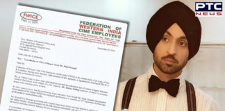 Diljit Dosanjh accepts invitation of Pak nat'l for US performance, film body calls for cancellation of visa