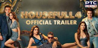 Housefull 4 ,Housefull 4 trailer, Akshay Kumar, Riteish Deshmukh, Bobby Deol, Kriti Sanon, Kriti Kharbanda ,Pooja Hegde