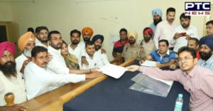 By-elections : Punjab Congress Leader Jagdeep Kamboj Files Nomination papers from Jalalabad