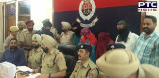 Patiala 5 Arrested