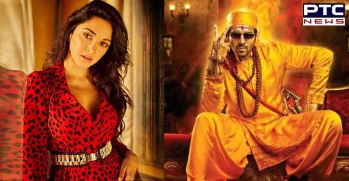 Confirmed! Kiara Advani to be roped in for Bhool Bhulaiyaa 2 opposite Kartik Aaryan
