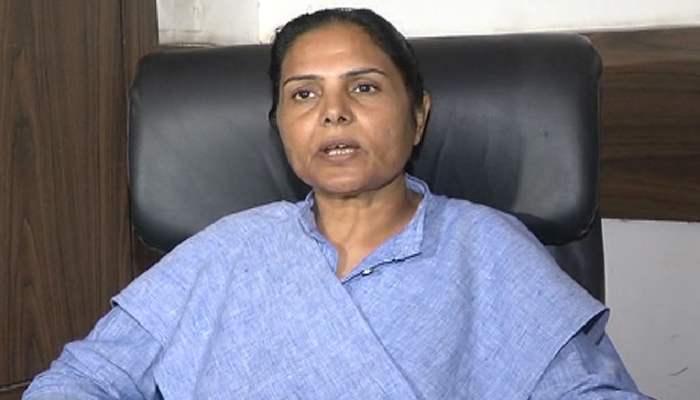 mahila congress president