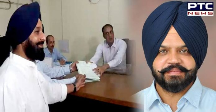 Punjab Bypolls: Manpreet Singh Ayali files nomination from Dakha Assembly constituency