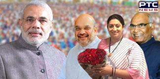 Narendra Modi Birthday: Ram Nath Kovind, Amit Shah, Smriti Irani BJP leaders greet PM